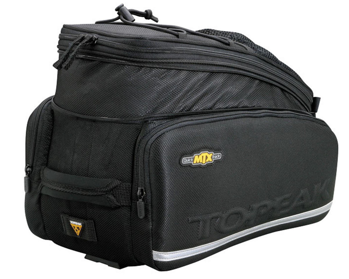 Topeak MTX Trunkbag DX Bike Saddle Bag (Black)