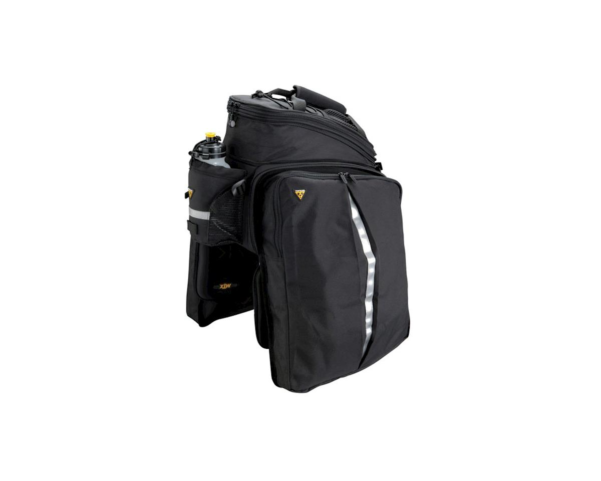 Topeak Trunk Bag DXP With Rigid Molded Panels, Loop And Lock Strap Version