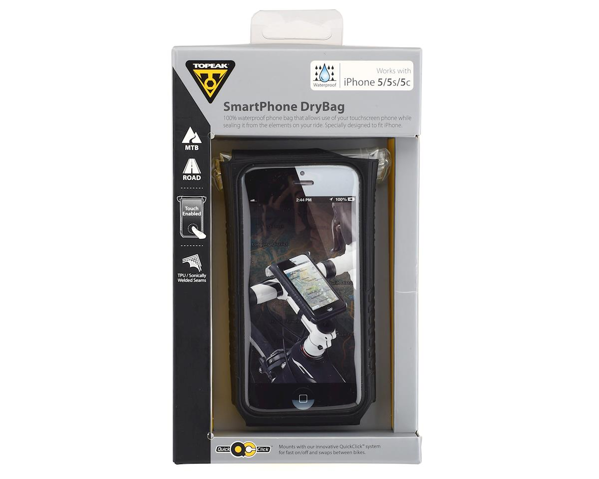 Topeak Smartphone Drybag (Black) (Fits iPhone 5/5s/5c)