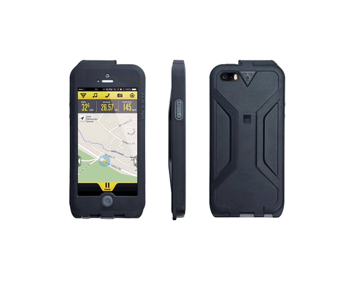 Topeak Weatherproof Ridecase For Iphone 5/5S Black