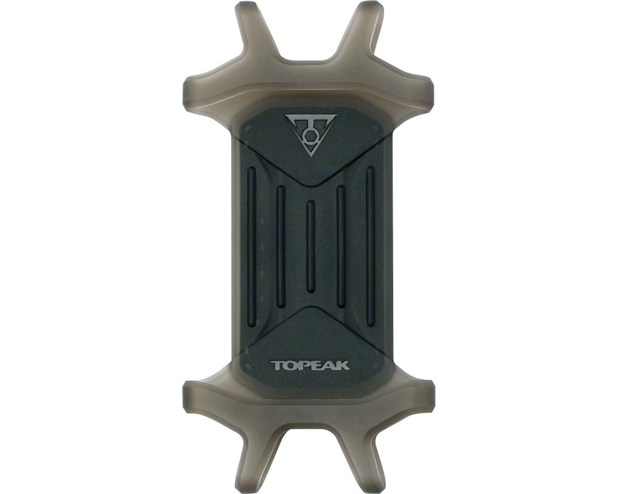 "Topeak Omni RideCase DX & Mount (Black) (For 4.5"" to 5.5"" Phones)"