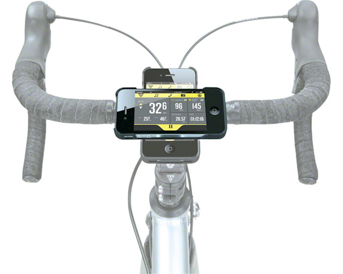 new concept 298ac bb38c Topeak Ride Case w/ RideCase Mount (Black) (For iPhone 6/6s/7)