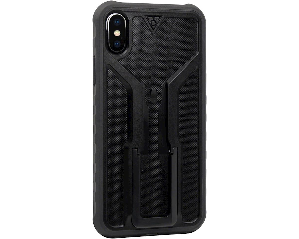 Topeak RideCase w/ RideCase Mount for iPhone X (Black/Gray)