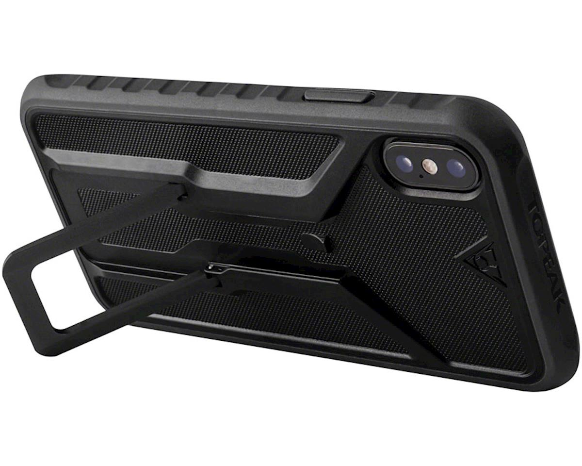Topeak Ridecase With Ridecase Mount For Iphone X Black
