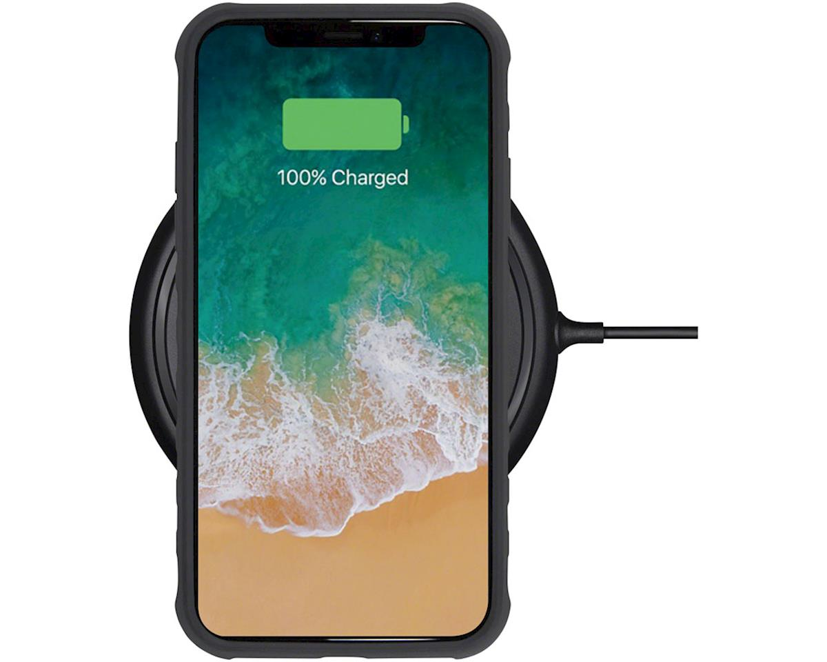 Topeak RideCase with RideCase Mount for iPhone X (Black/Gray)
