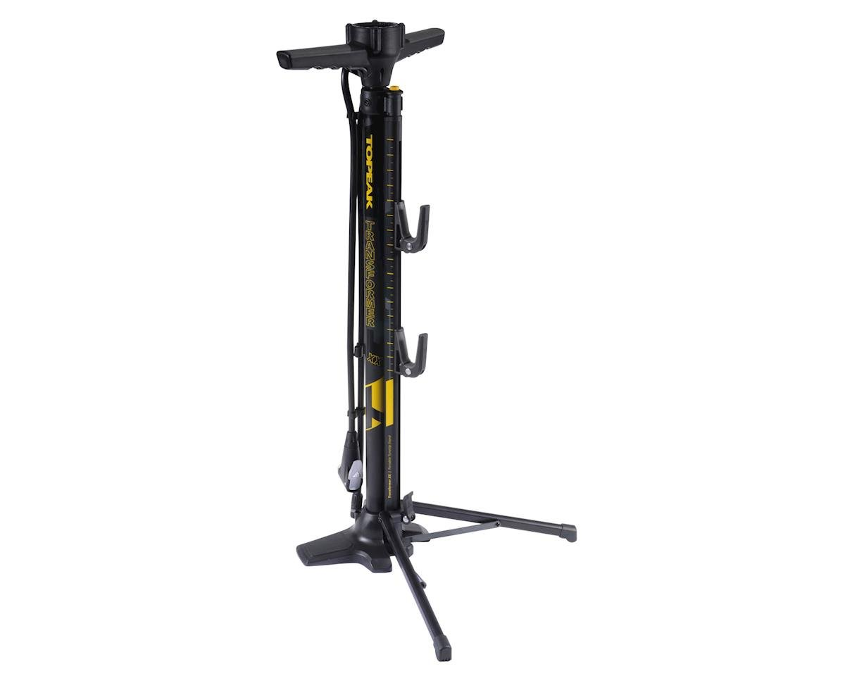 Topeak Transformer XX W/Stand Black 160 PSI / 11 BAR