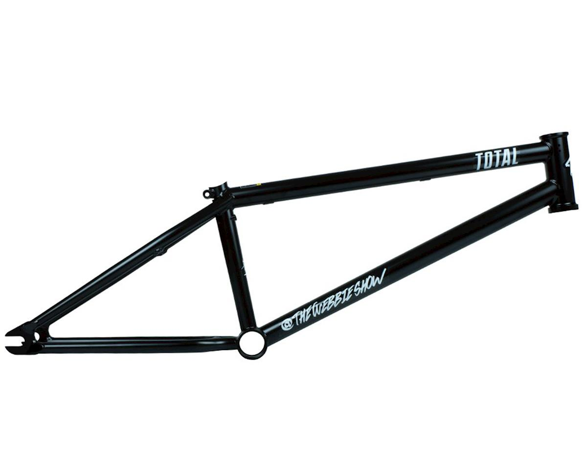 "Image 1 for Total BMX TWS 2 Frame (Mark Webb) (ED Black) (20.6"")"