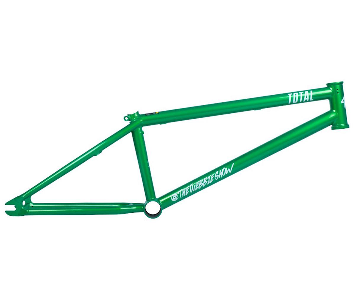 "Total BMX TWS 2 Frame (Mark Webb) (Metallic Green) (20.6"")"