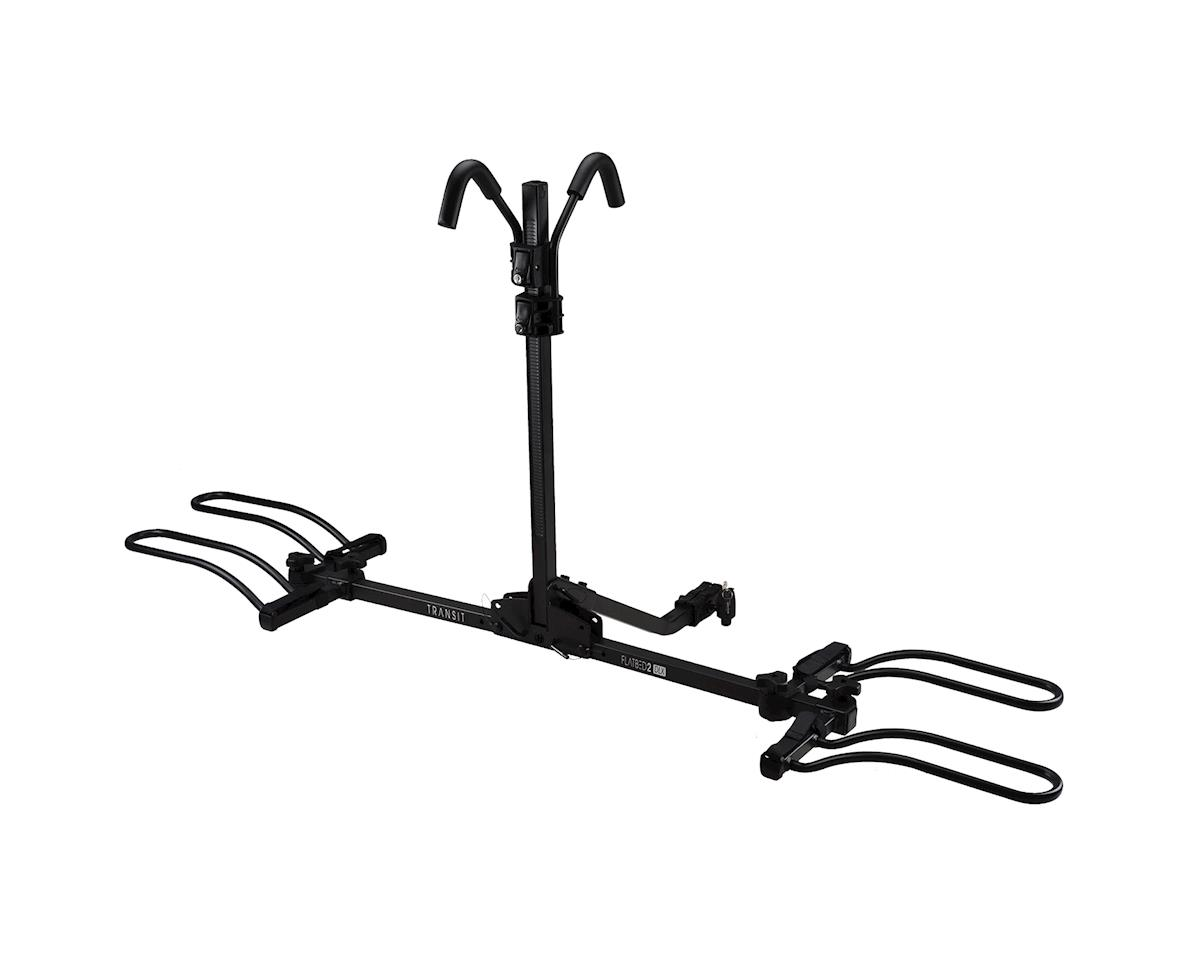 TransIt Flatbed 2DLX 2-Bike Hitch Rack