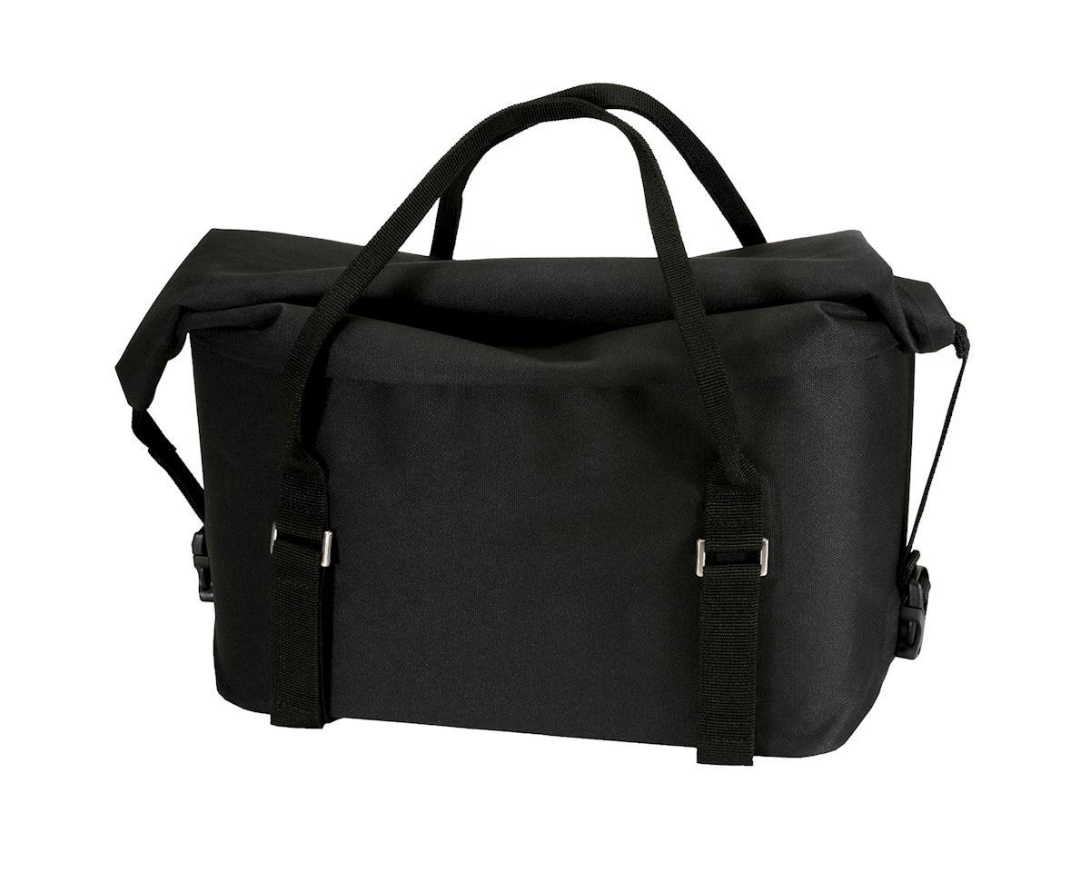 TransIt Torrent Waterproof Roll Top Trunk Bag (Black)