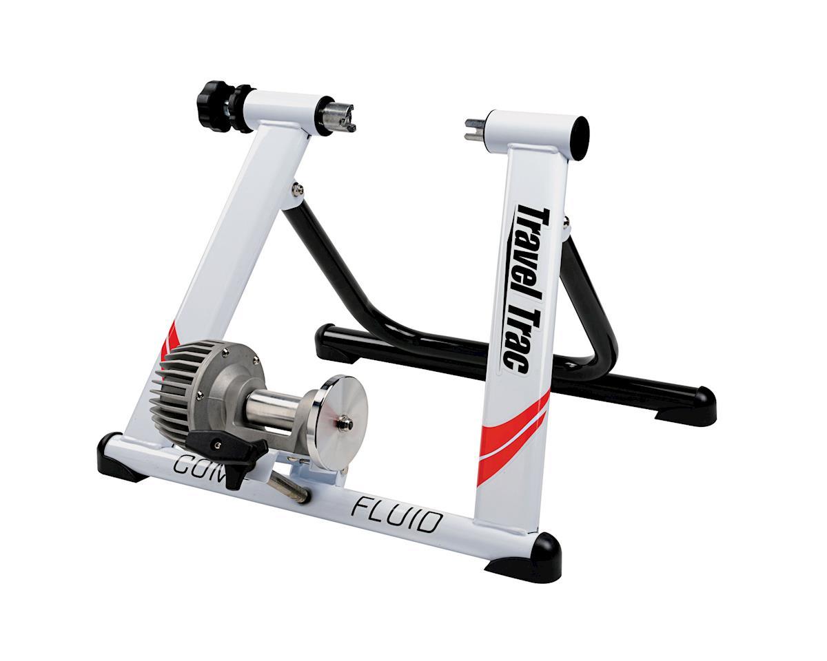 Fluid Bike Trainer >> Travel Trac Comp Fluid Trainer