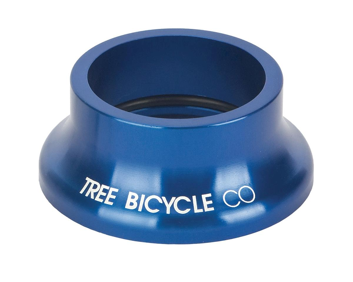 Tree Bicycle Co Tree Headset Dust Cap (Blue) (1-1/8) (20mm)