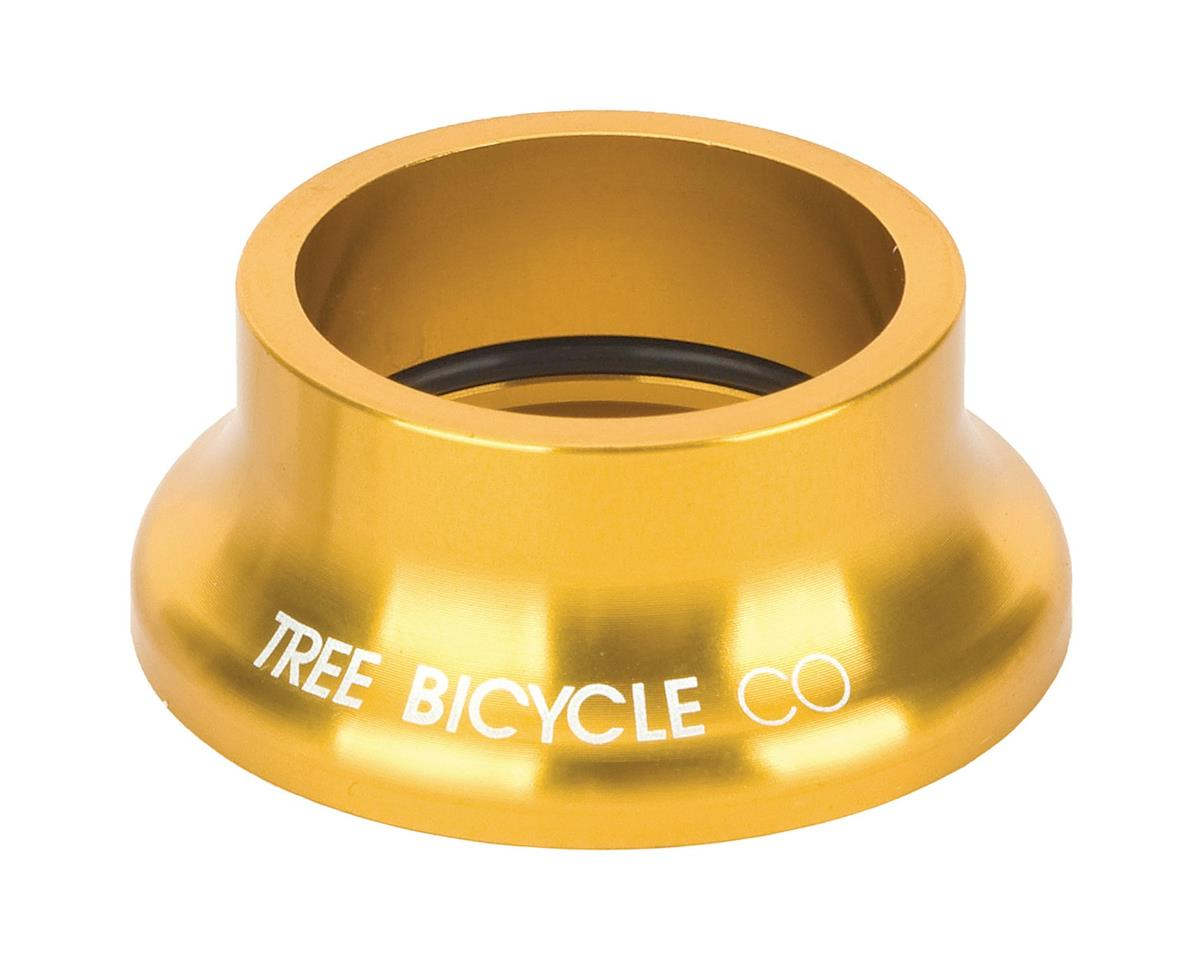 Tree Bicycle Co Tree Headset Dust Cap (Gold) (1-1/8) (20mm)