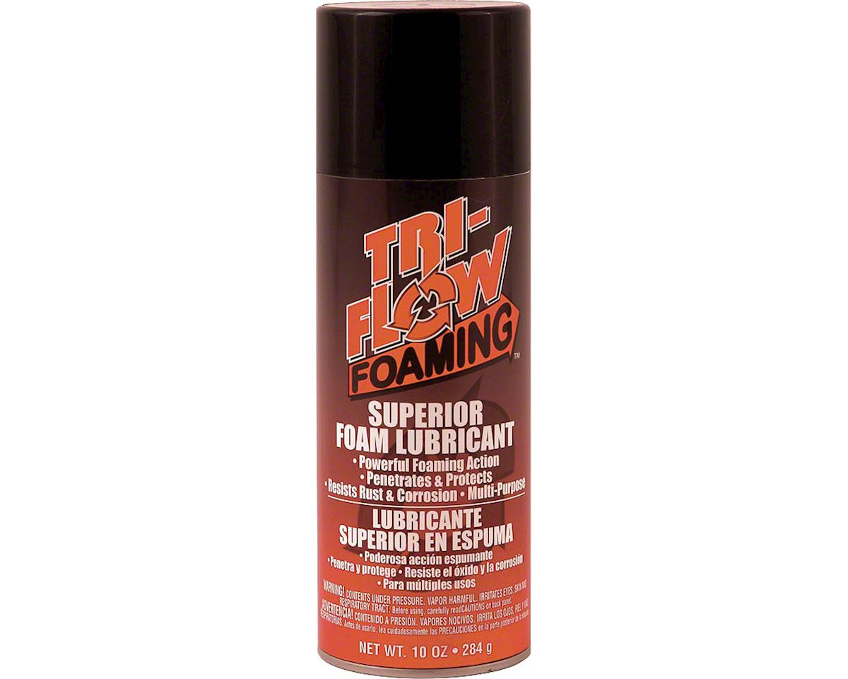 Tri-Flow TriFlow Foaming Lube Aerosol: 10oz