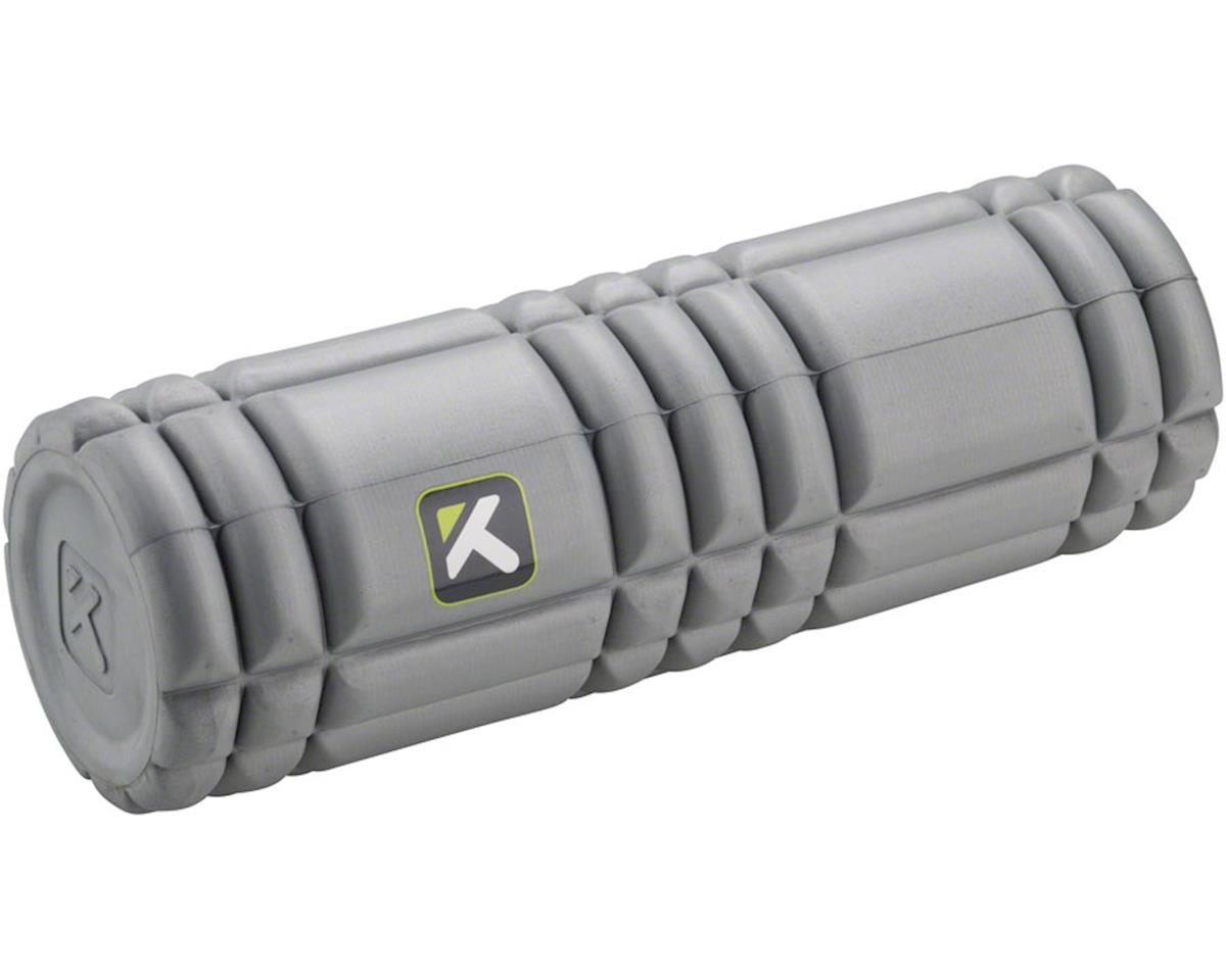 "Trigger Point Core Mini Solid Foam Roller (Gray) (12"")"