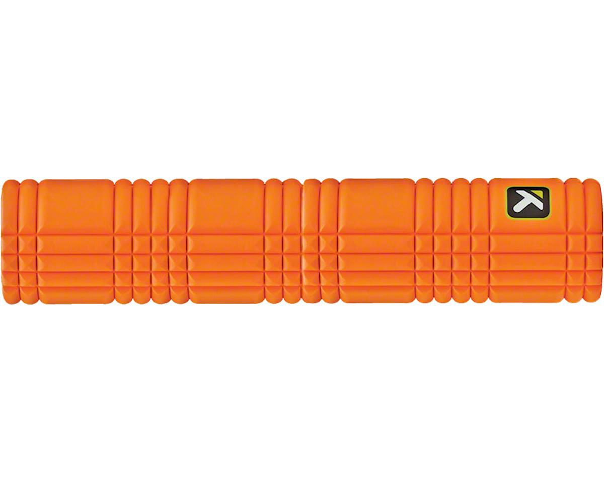 Trigger Point The Grid 2.0 Foam Roller: 26-inch Roller, Orange