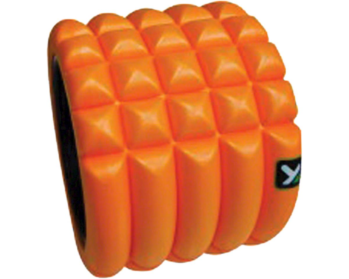 Trigger Point Grid Mini Foam Roller: 4-inch Roller Orange