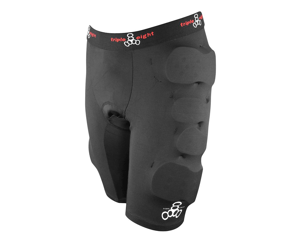 Triple Eight Bike Bumsaver Padded Shorts (Black)