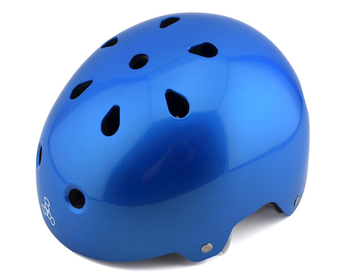 Triple Eight Dual Certified Multi-Sport Helmet (Blue) (S/M)
