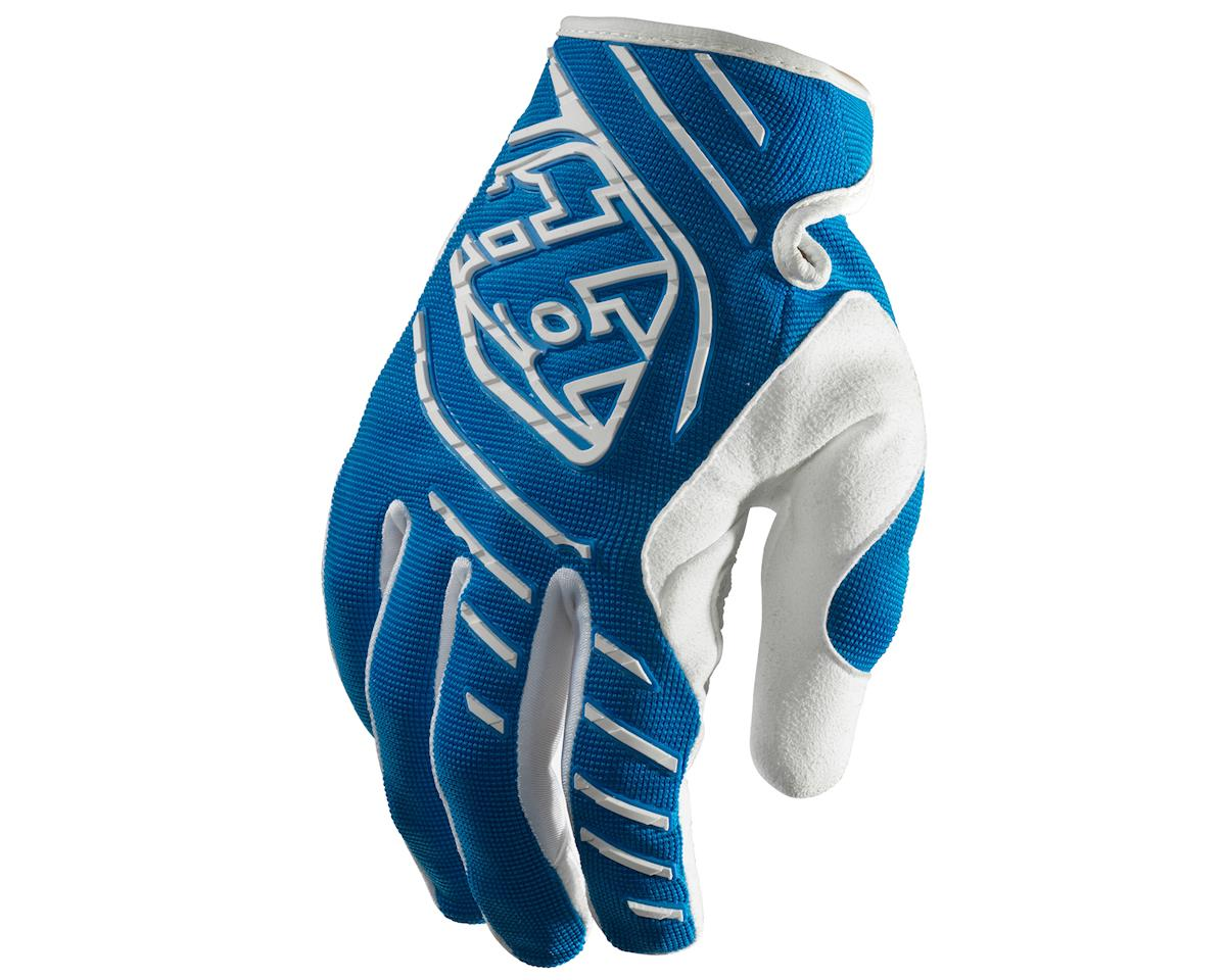 Troy Lee Designs SE Bike Gloves (Blue) (M)