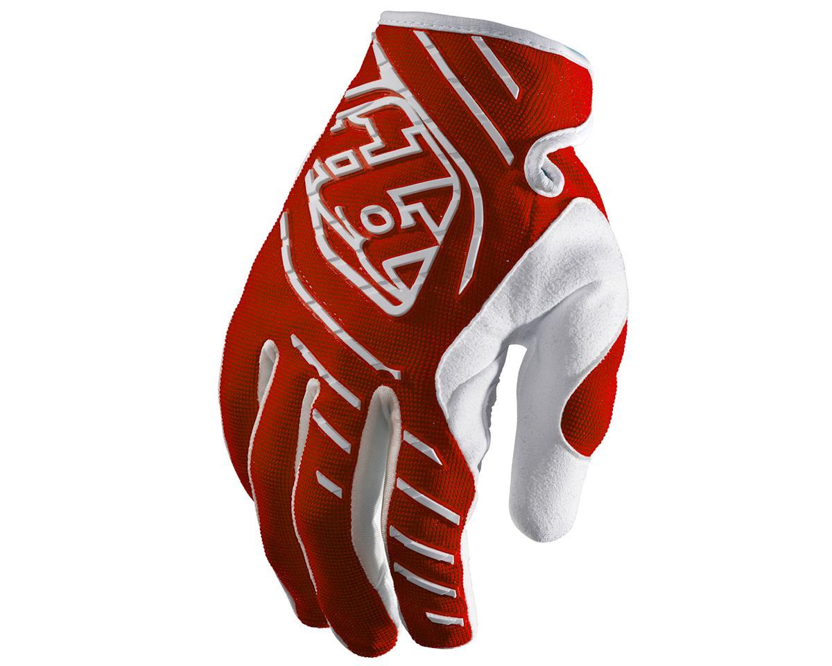 Troy Lee Designs SE Bike Gloves (Red) (XL)