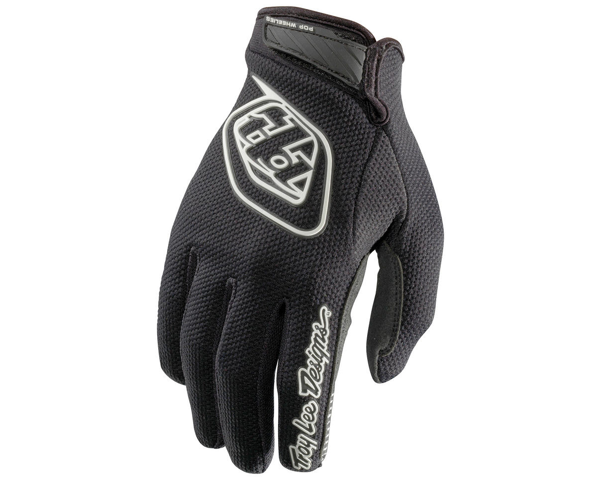 Troy Lee Designs Air Racing Bike Gloves (Black) (S)