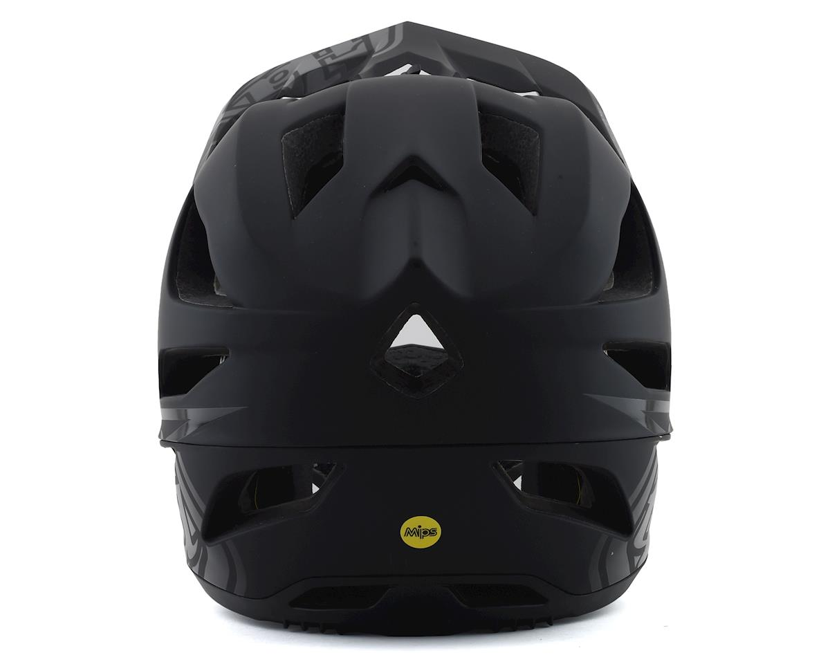 Image 2 for Troy Lee Designs Stage MIPS Helmet (Stealth Midnight) (XS/S)