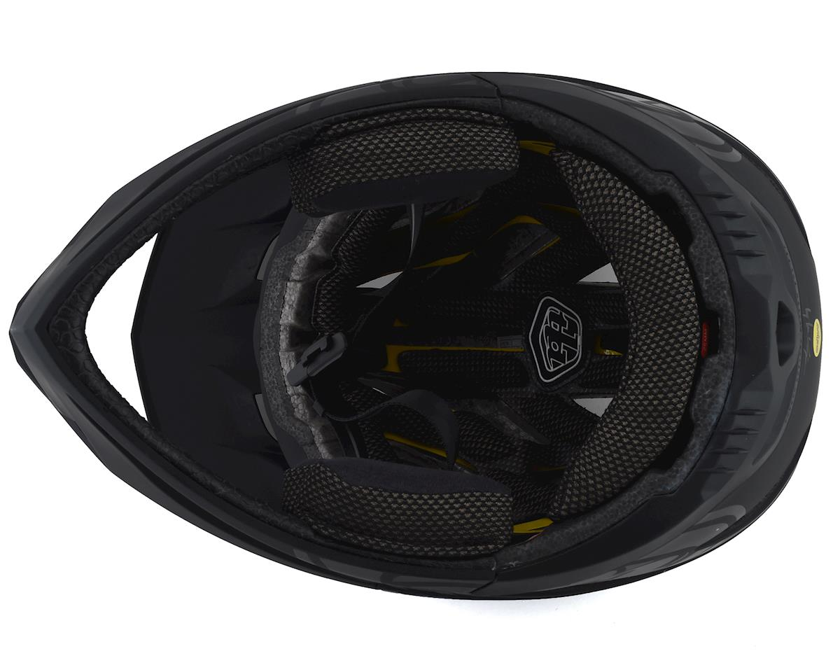 Image 3 for Troy Lee Designs Stage MIPS Helmet (Stealth Midnight) (XS/S)