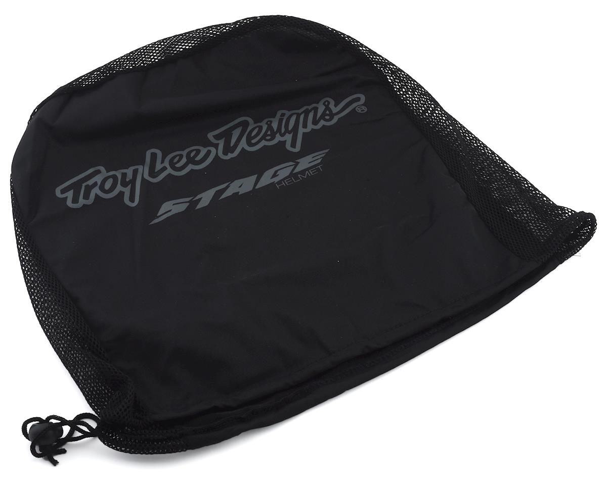 Image 5 for Troy Lee Designs Stage MIPS Helmet (Stealth Midnight) (XS/S)