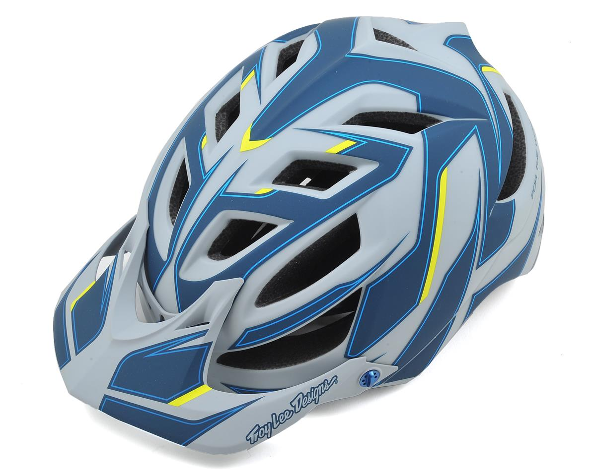 Troy Lee Designs A1 MTB Helmet (Reflex Gray)