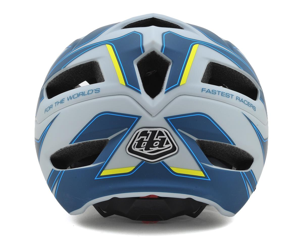 Troy Lee Designs A1 MTB Helmet (Reflex Gray) (XL/XXL)