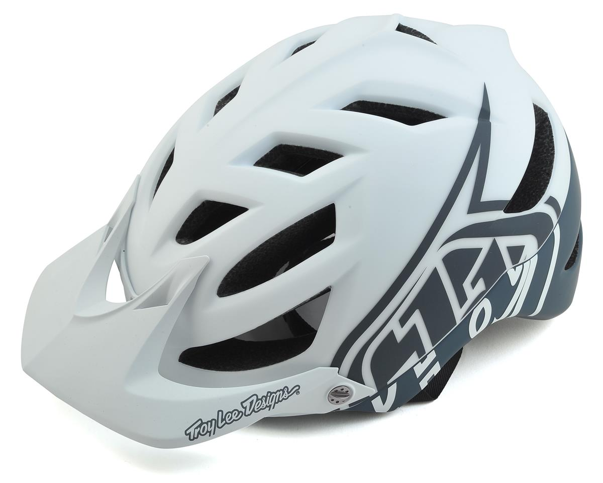 Troy Lee Designs A1 Drone MTB Helmet (White/Grey)