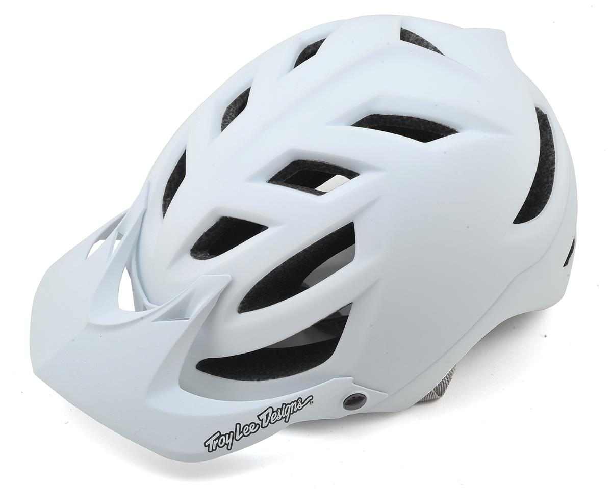 Troy Lee Designs A1 Limited Edition MTB Helmet (Drone White) (XL/XXL)