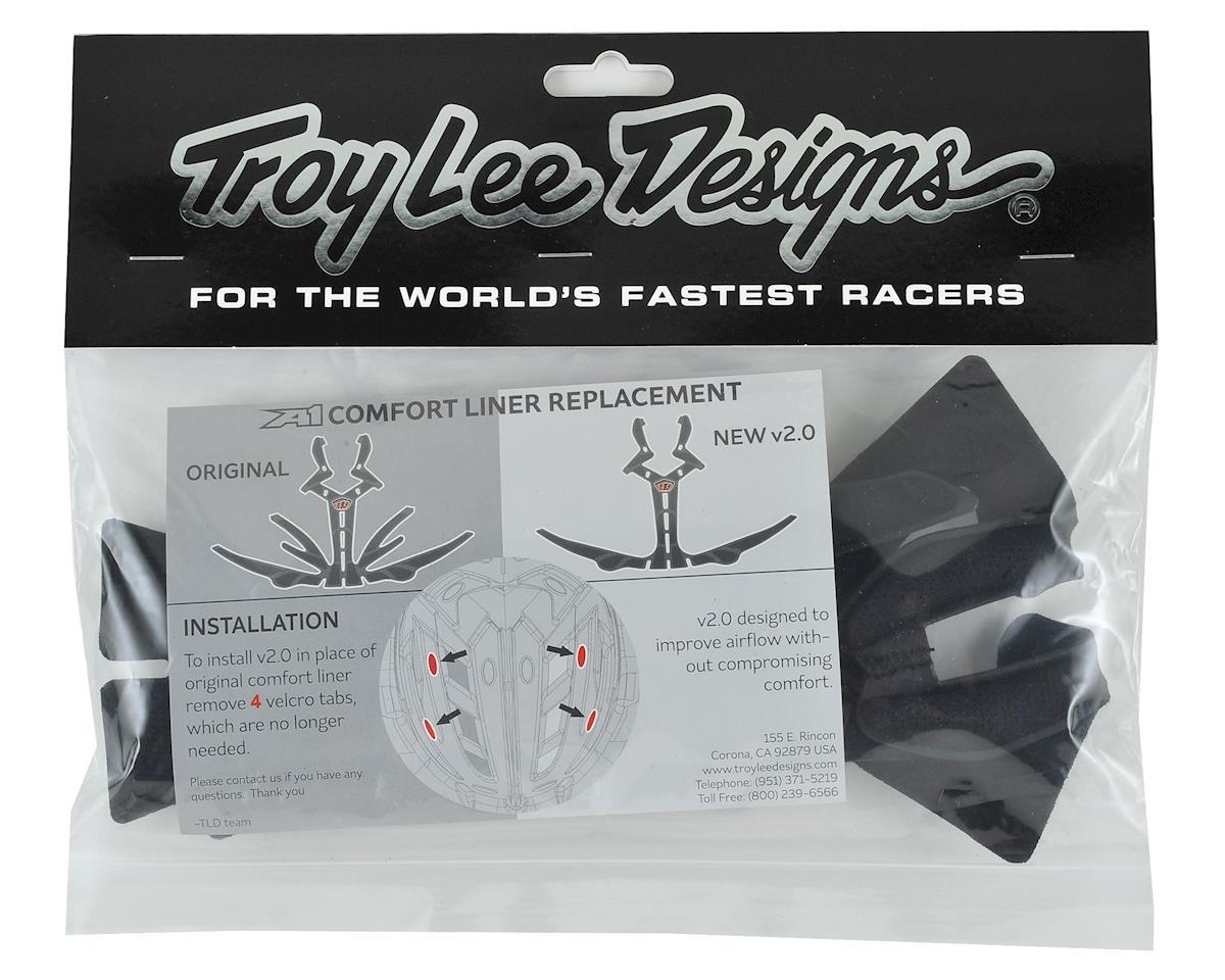 Troy Lee Designs A1 2.0 HeadLiner Black (XL/2X)