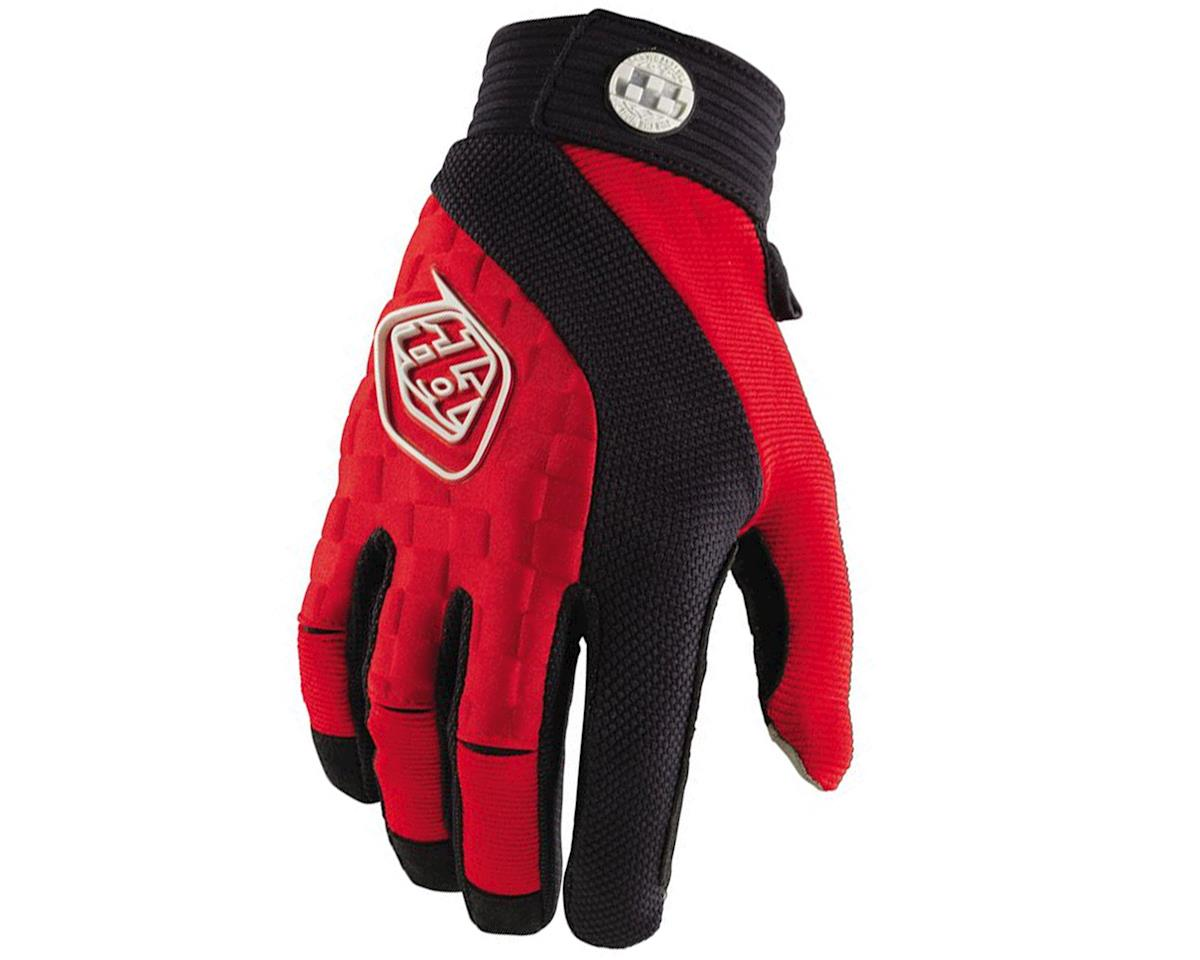 Troy Lee Designs Sprint Bike Gloves (Red)