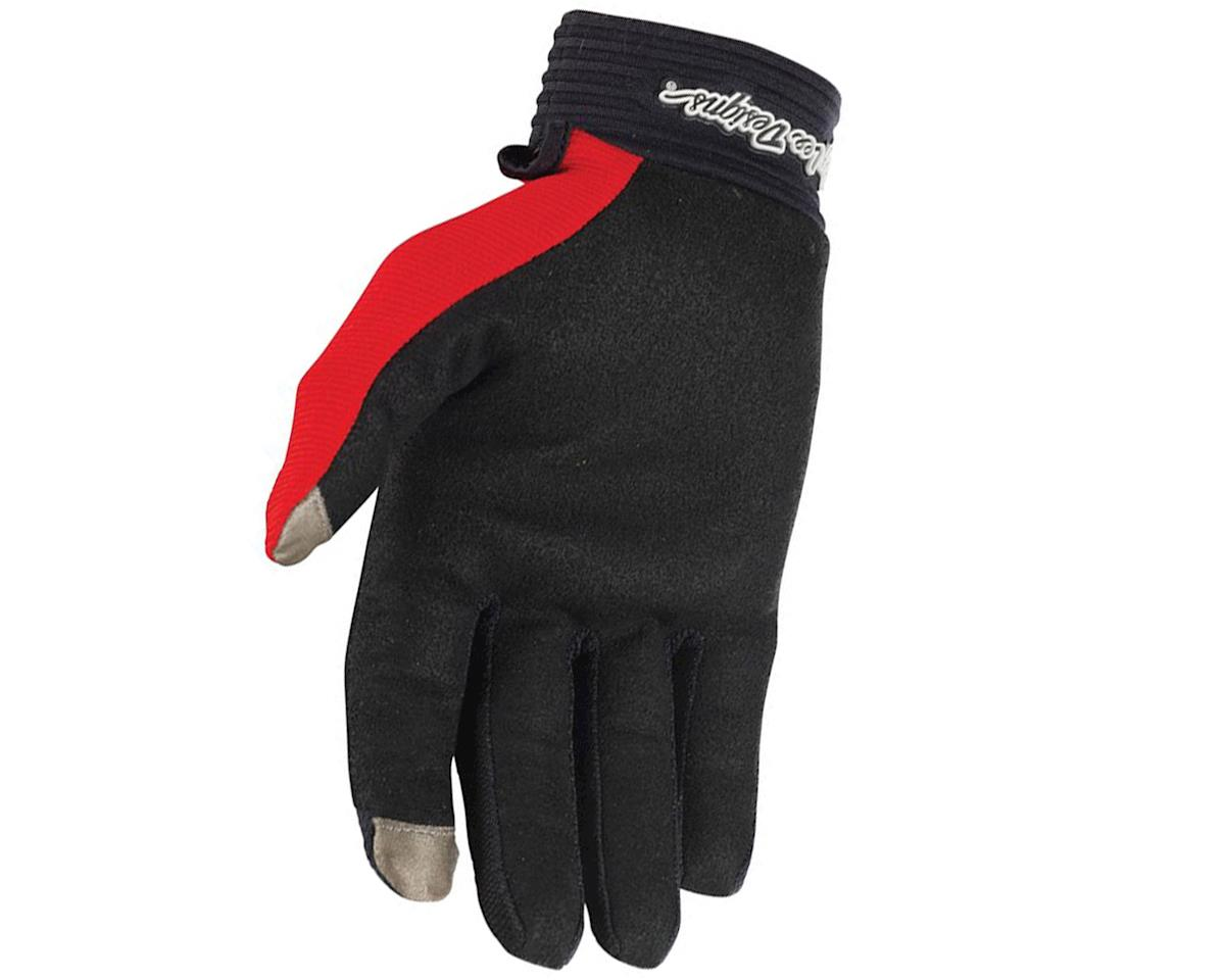 Troy Lee Designs Sprint Bike Gloves (Red) (2XL)