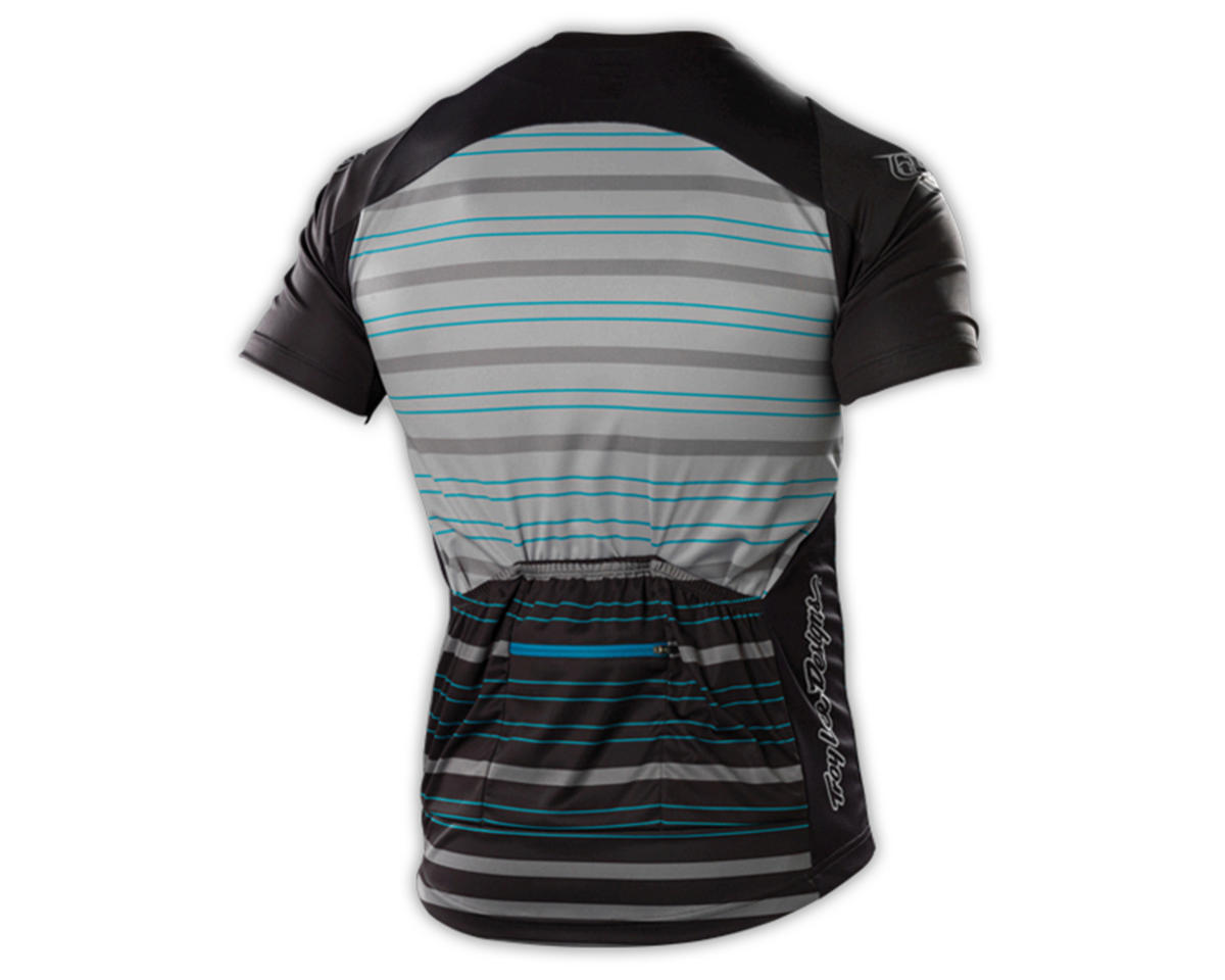 Troy Lee Designs Ace Cycling Jersey (Alpine Ice Blue) (M)