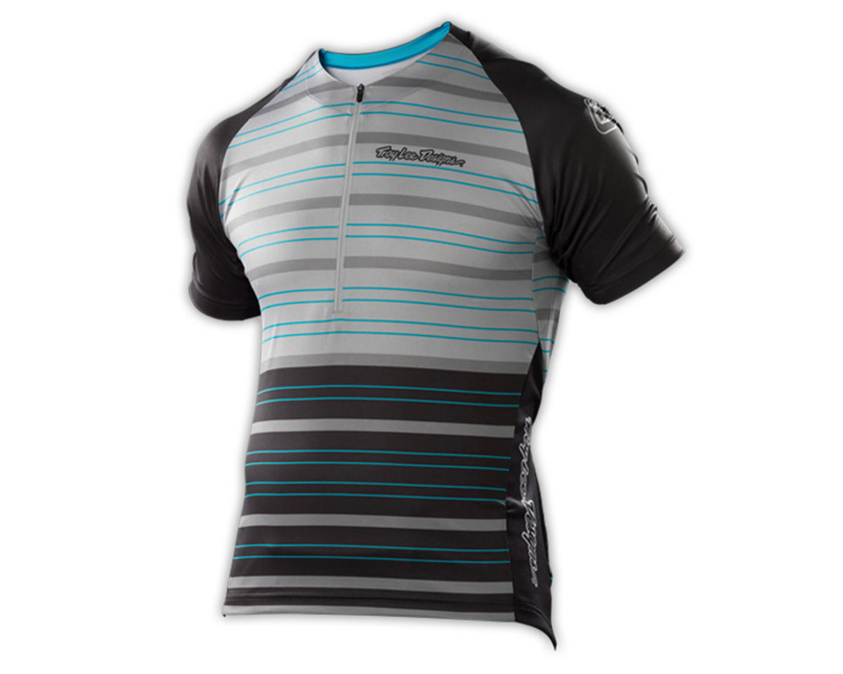 Troy Lee Designs Ace Cycling Jersey (Alpine Ice Blue) (L)