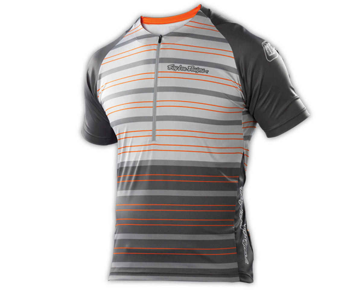 Troy Lee Designs Ace Cycling Jersey (Alpine Fire Orange)
