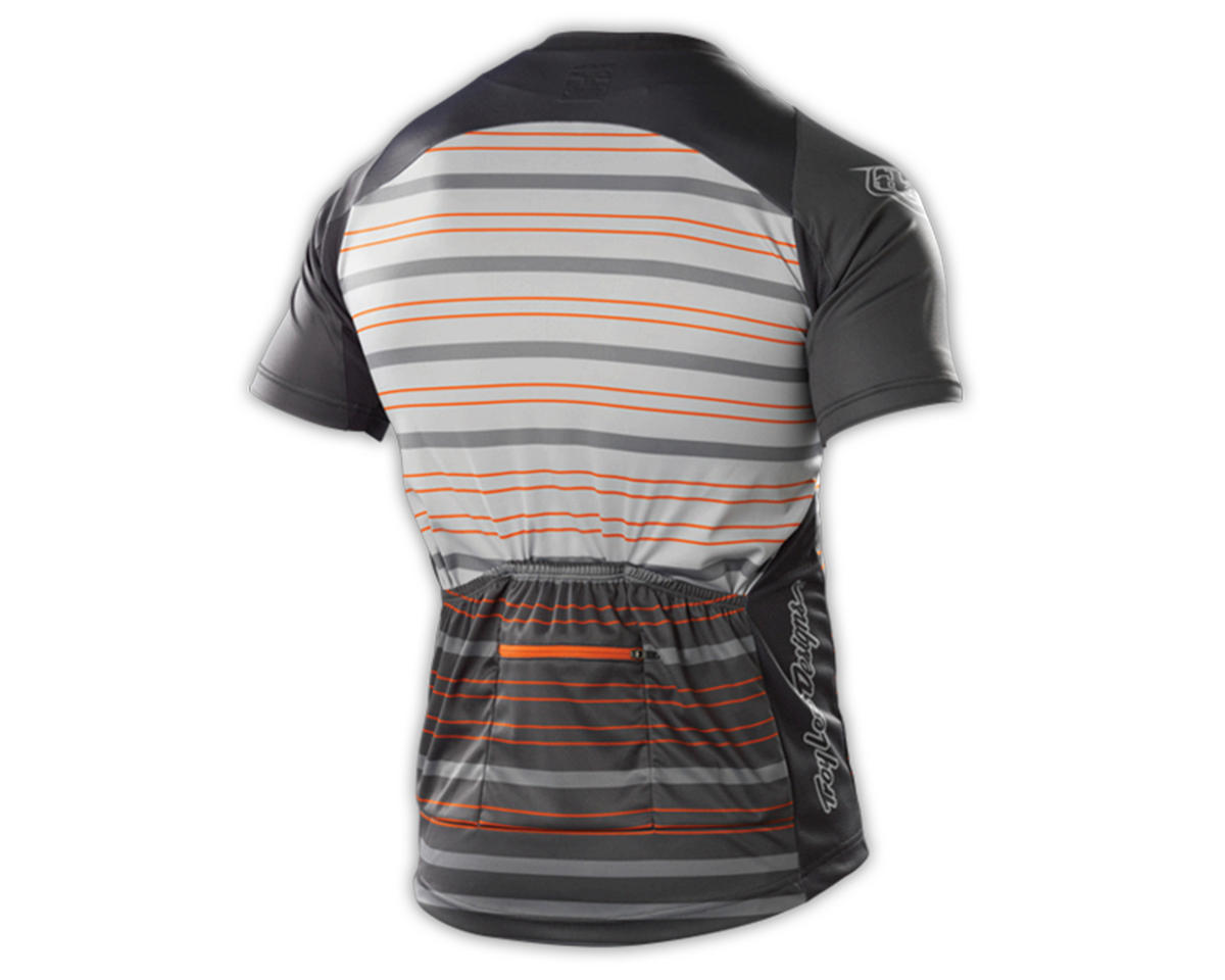 Troy Lee Designs Ace Cycling Jersey (Alpine Fire Orange) (2XL)