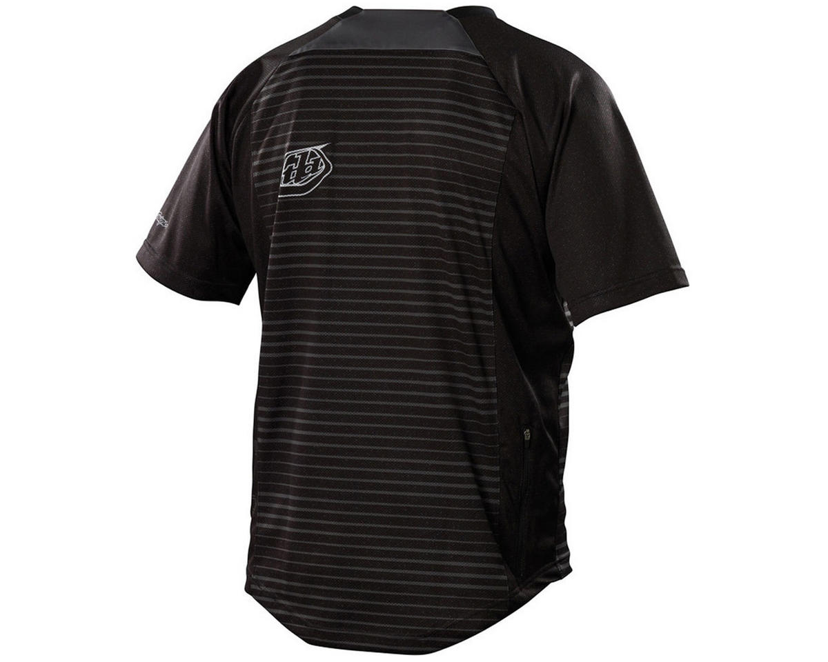 Troy Lee Designs Skyline Cycling Jersey (Black)