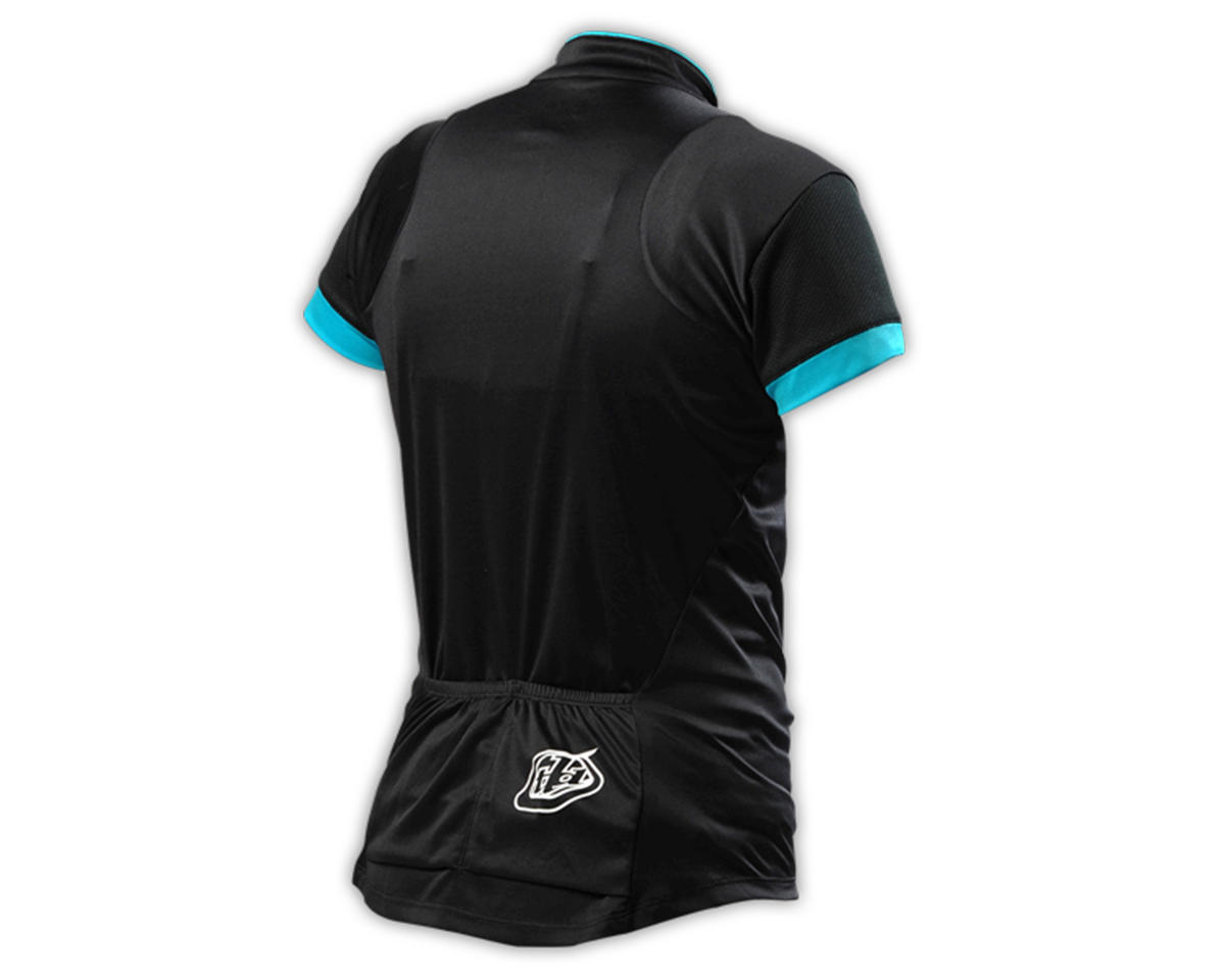 Troy Lee Designs Women's Ace Cycling Jersey (Black) (L)