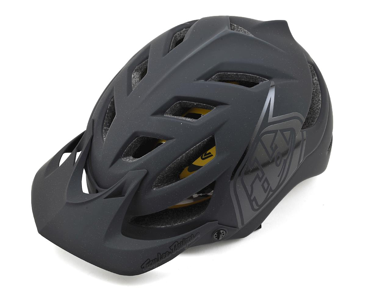 Troy Lee Designs A1 MIPS MTB Helmet (Drone Black)