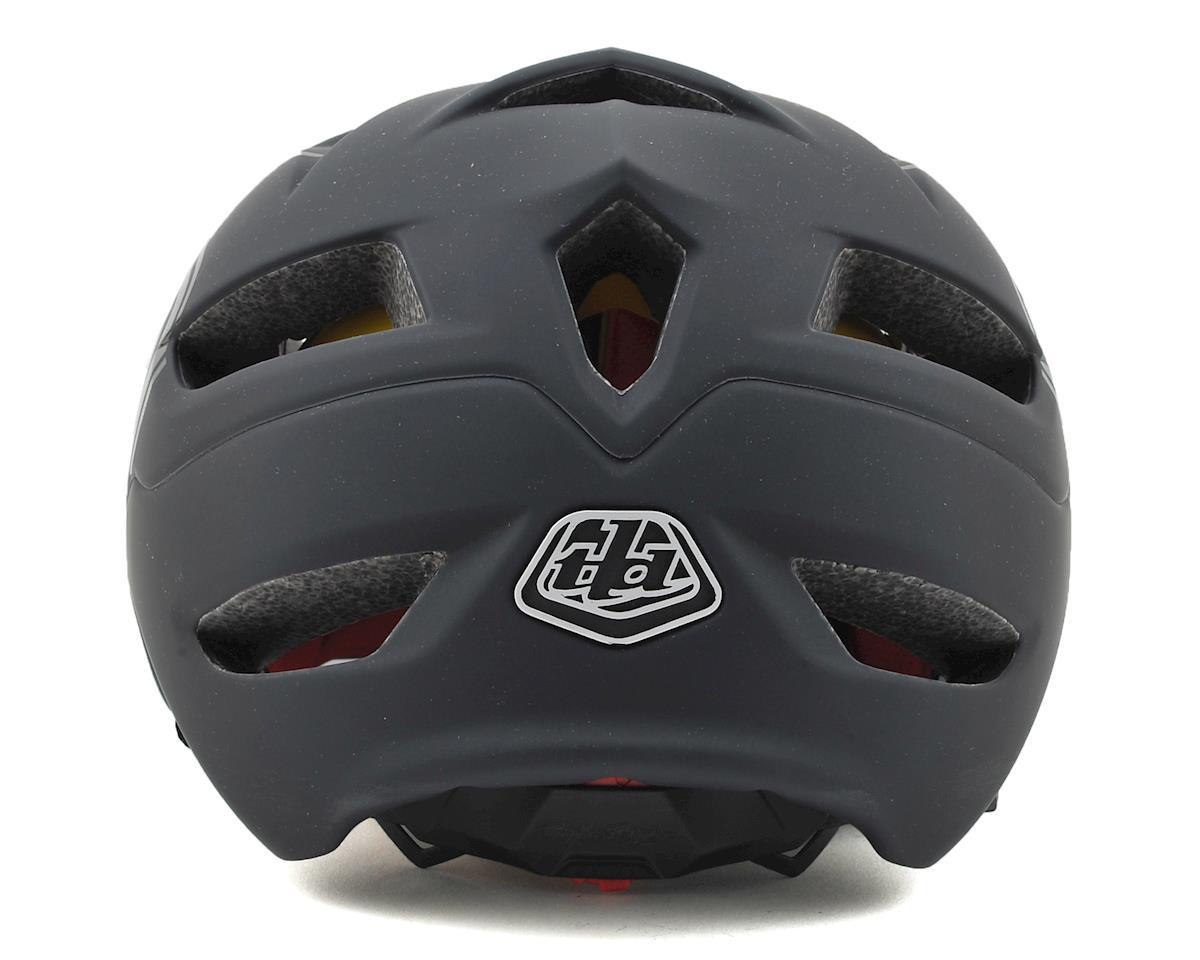 Troy Lee Designs A1 MIPS MTB Helmet (Drone Black) (XS/S)