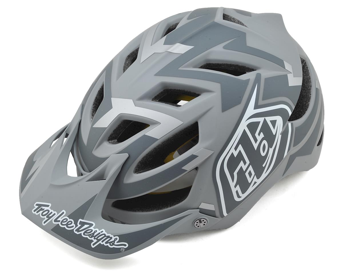 Troy Lee Designs A1 MIPS MTB Helmet (Vertigo Grey)