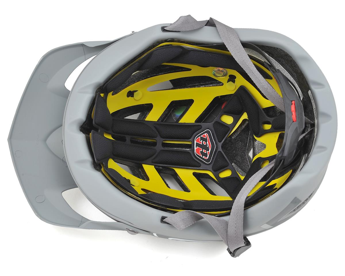 Troy Lee Designs A1 MIPS MTB Helmet (Vertigo Grey) (M/L)
