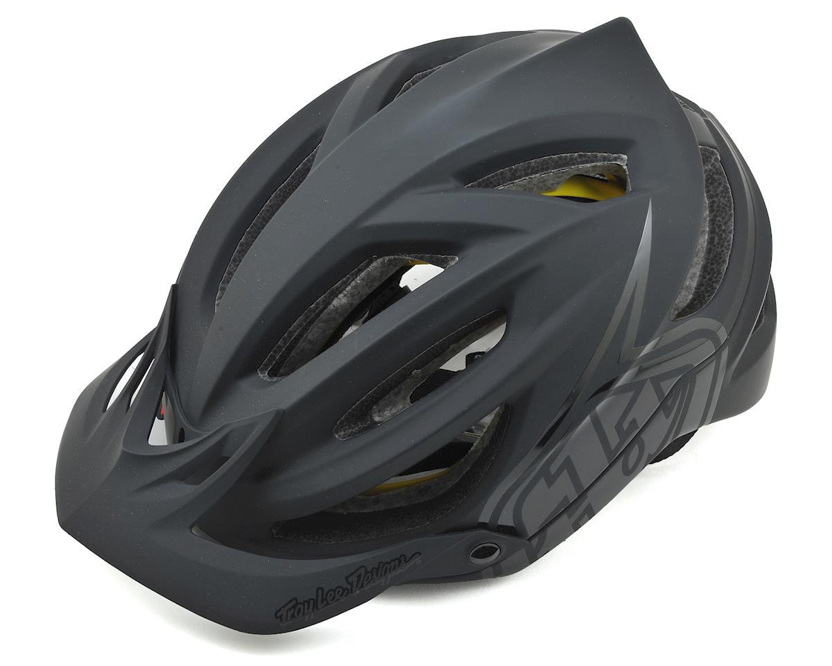 Troy Lee Designs A2 MIPS Helmet (Decoy Black) (XL/XXL)