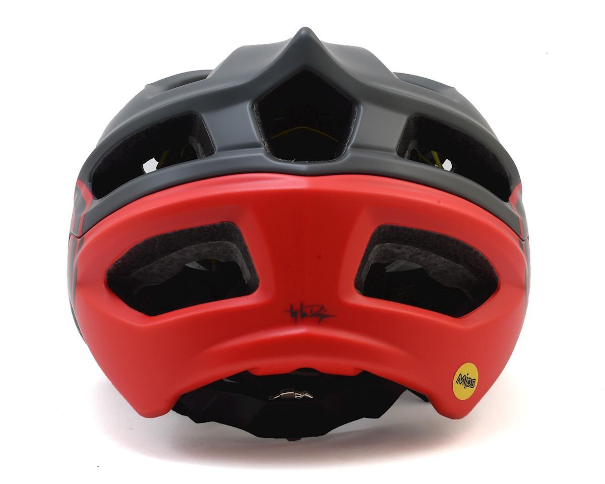 Troy Lee Designs A2 Decoy MIPS Helmet (Grey/Flow Pink) (S)