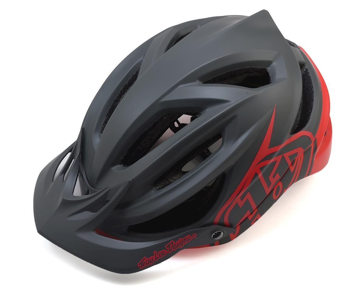 Troy Lee Designs A2 Decoy MIPS Helmet (Grey/Flow Pink) (M/L)
