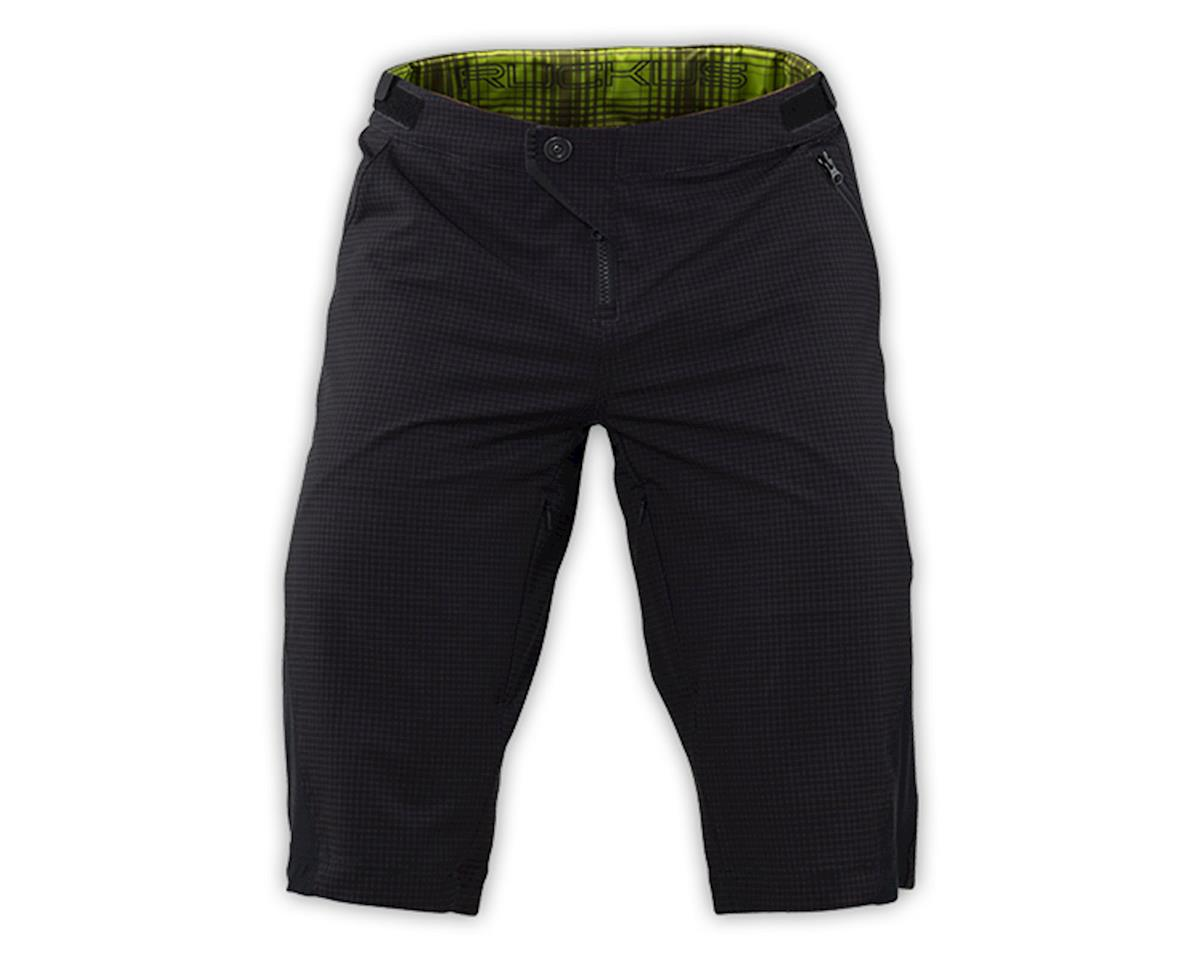 Troy Lee Designs Ruckus Shorts  (Ripstop Faded Black)